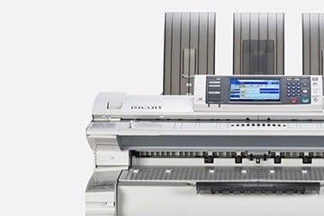 Tại sao nên lựa chọn máy photocopy Ricoh Aficio MP W5100 cho văn phòng