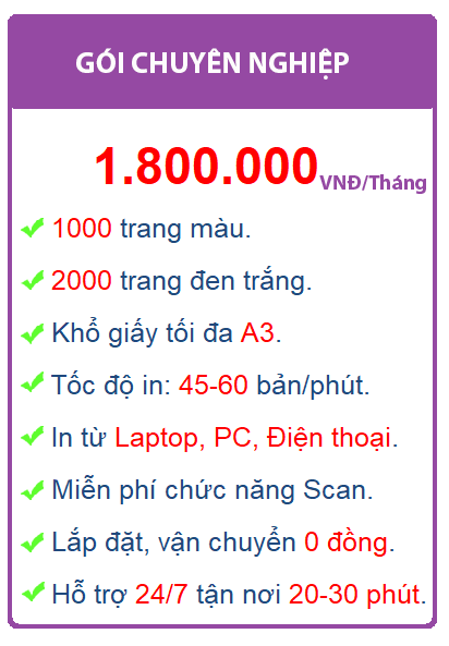Dịch Vụ cho thuê máy photocopy